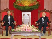 Myanmar President pledges to deepen ties with Vietnam
