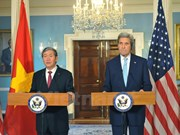 Relations with CPV critical to boosting US-Vietnam ties: John Kerry