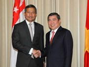 HCM City, Singapore share experience in smart city building