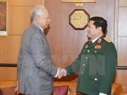 Malaysian PM supports defence cooperation with Vietnam