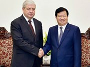 [Video] Vietnam, Belarus target 500 million USD in bilateral trade