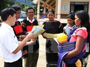 Dissemination work in ethnic areas promoted