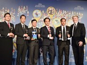 Viettel subsidiaries win four international trophies