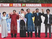 Festival brings Vietnam closer to Japan