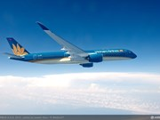 Vietnam Airlines launches A350 in HCM City-Osaka route