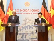 [Video] Vietnamese, German foreign ministers hold talks