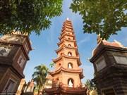 Tran Quoc Pagoda among world's most beautiful pagodas