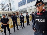 Thailand tightens security in south