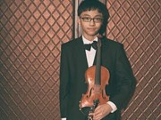 Prodigy Vietnamese violinist takes top prize