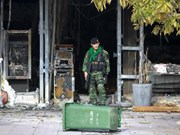 Three people killed in attacks in southern Thailand