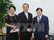 Thai firm values long-term support from Vietnamese Government