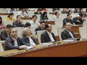 [Video] Legislators explore socio-economic development