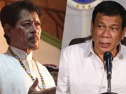 Philippine President meets with MNLF leader