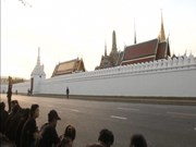 [Video] Thailand strengthens security in Bangkok