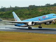 Swedish airline TUI Nordic flies to Phu Quoc