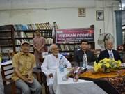 Vietnamese Book Corners open in India
