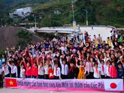 New bridge inaugurated in mountainous area in Ha Giang