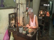 [Video] Unique jewelry casting craft in Hanoi's Old Quarter
