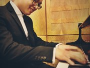 Vietnamese student wins third prize at int'l piano contest