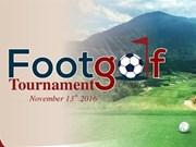 Da Nang to host FootGolf tourney