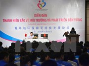 Vietnamese, Chinese youths join hands in environmental protection