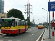 Hanoi prepares for Rapid Bus Transit test run