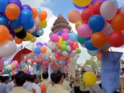 Cambodia celebrates 63rd Independence Day