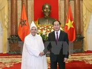 State leader welcomes newly-accredited ambassadors to Vietnam