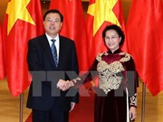 [Video] Top Chinese legislator visits Vietnam