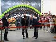 Vietnamese light industry zone opens in Moscow