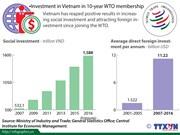 Investment in Vietnam  in 10-year WTO membership