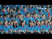 [Video] Vietnam-China youth festival wraps up
