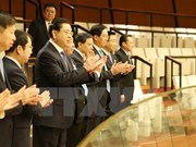 Chinese officials attend NA sitting as observers