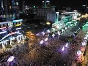 HCM City considers LED lights, wi-fi for Pedestrian Street