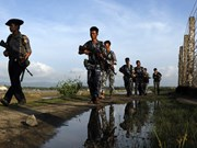 Attackers killed in continued clashes in Myanmar
