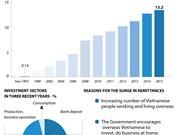 Remittance flow to Vietnam surges