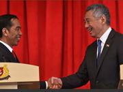 Indonesia, Singapore enhance cooperation