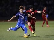 Vietnam tie with Avispa Fukuoka in friendly