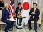 Malaysian Prime Minister visits Japan