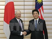 Japan, Malaysia affirm stance on East Sea issue