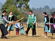 Mong ethnic cultural festival opens in Ha Giang