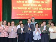 PM joins great national unity festival in Hanoi
