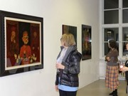Vietnamese lacquer paintings displayed in Germany