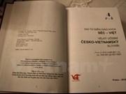 Fourth volume of Czech-Vietnamese encyclopedia released