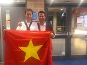 Vietnam wins world junior taekwondo gold medal