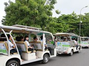 Hoi An to launch electric cars for tourists