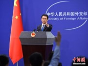 China calls for restraint from all sides in Myanmar