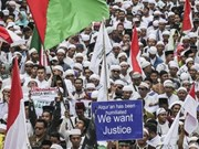 Indonesia warns against further demonstrations