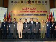 ASEAN police share experience in enduring traffic safety