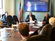 Ambassador highlights Vietnam-US ties throughout history